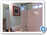 master bath shower/tub combo
